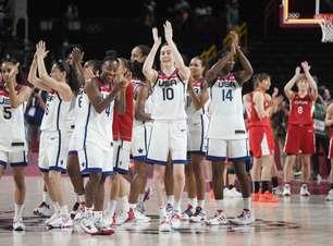 EUA vencem japonesas no basquete e conquistam hepta inédito