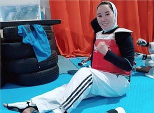 Atleta afegã faz apelo para ir aos Jogos Paralímpicos