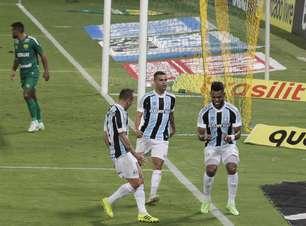 No Z4, Grêmio vence Cuiabá em jogo atrasado do Brasileirão