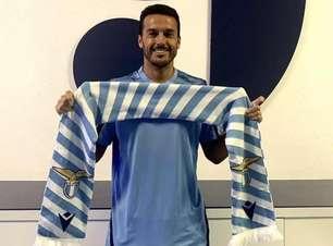Lazio oficializa a contratação do atacante Pedro, ex-Roma