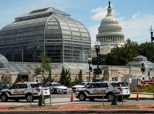 Homem que ameaçou ataque em Washington não tinha bomba