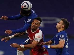 Arsenal x Chelsea: onde assistir, horário e escalações do jogo da Premier League