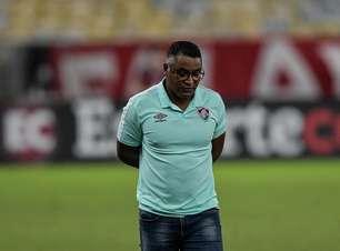 Em crise, Fluminense anuncia demissão de Roger Machado