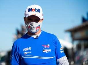"""Barrichello diz que constante troca de categorias """"é o que me deixa jovem"""""""