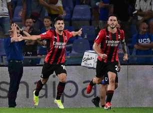 Milan bate a Sampdoria em sua estreia no Campeonato Italiano