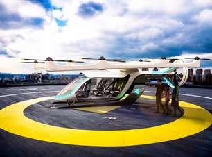 Embraer fecha acordo para fornecer carros voadores; entenda