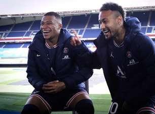 Mbappé admite França sem o melhor torneio e defende Neymar