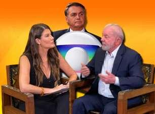 """Lula dispara em entrevista: """"A Globo produziu Bolsonaro"""""""