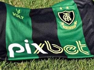 América-MG fecha com a Pixbet como novo patrocinador máster