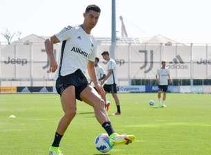 Cristiano Ronaldo lesiona o braço e vira dúvida na Juventus