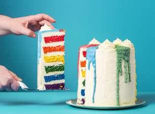 A nutricionista e o bolo de aniversário