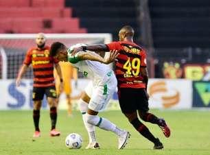 Ricardo Severo lamenta tropeço contra a Chape, mas acredita em reação do Sport