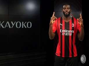 Milan confirma a contratação do volante Tiemoué Bakayoko