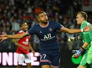 PSG rejeita proposta de 200 milhões de euros do Real Madrid por Mbappé