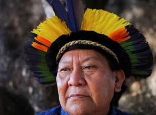 Líder ianomâmi vê tempos difíceis para indígenas do Brasil
