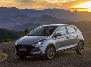 Hyundai HB20 ganha duas versões 1.0 turbo na linha 2022