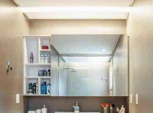 Gabinete Branco: Como Escolher +62 Modelos para Cozinha e Banheiro