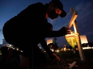 Brasil ultrapassa marca de 595 mil mortes por covid