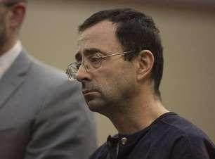 Ginástica dos EUA propõe R$ 2,1 bi a vítimas de Larry Nassar