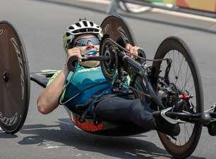 Jady Malavazzi não consegue lugar no pódio no ciclismo de estrada nos Jogos Paralímpicos
