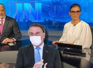 JN faz 52 anos à espera de prêmio para 'calar' Bolsonaro