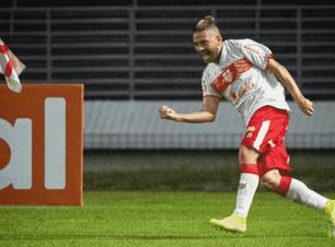 Após voltar a titularidade, Diego Torres tranquiliza torcida do CRB