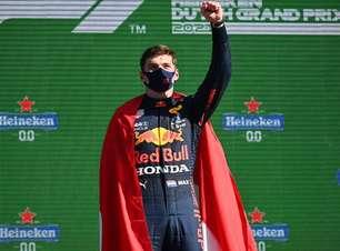 Super Max Verstappen vence em casa e retoma liderança da F1
