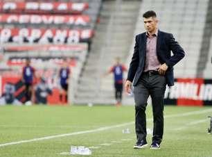 Após empate com o Athletico-PR, técnico do Sport afirma: 'Merecíamos mais que o empate'