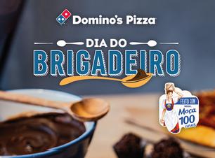 Domino's Pizza e Nestlé anunciam parceria para Dia do Brigadeiro