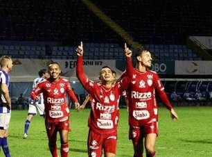 Renan Mota espera crescimento no Vila Nova-GO e boa sequência da equipe na Série B