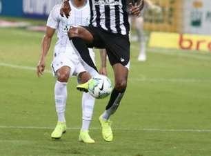 Ceará renova o contrato do atacante Cléber
