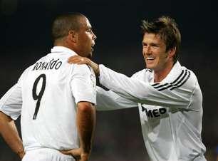 Ronaldo diz que elenco do PSG não é garantia de Champions: 'Joguei cinco anos nos Galácticos e não vencemos'