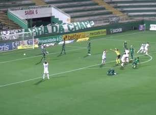 SÉRIE A: Gols de Chapecoense 1 x 2 Fluminense