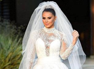 Vivi Araújo x Lily Collins: qual vestido de noiva é sua cara?