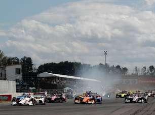 Confira a programação e onde ver na TV o GP de Portland da Indy