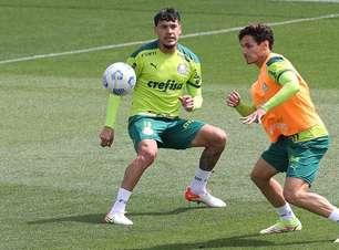 De olho na liderança do Brasileirão, Palmeiras quer encerrar série sem vitórias contra Flamengo