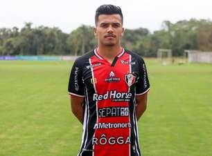 Lateral que pertence ao Grêmio, Matheus Nunes é emprestado ao Joinville