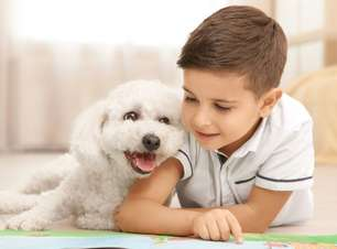 Que fofura! 4 benefícios do convívio entre pets e crianças