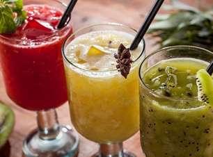 Dia da Cachaça: aprenda a preparar caipirinhas com diferentes frutas