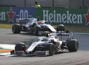 Mazepin e Schumacher abaixam o tom após novo choque na F1