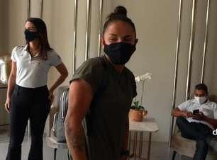 SELEÇÃO FEMININA: Debinha se apresenta à Seleção Feminina e grupo está completo em João Pessoa