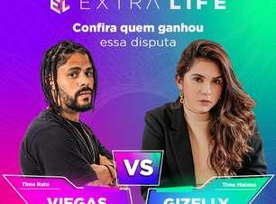 Quem é quem no Extra Life: Viegas e Gizelly Bicalho