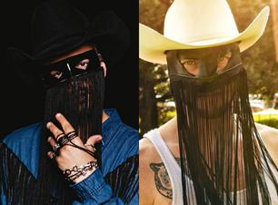 Pedro Sampaio usa visual de Orville Peck em promoção de novo single