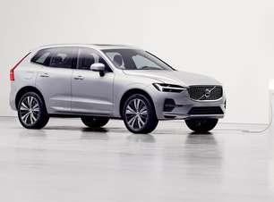 Híbridos da Volvo passam a ter 90 km de autonomia elétrica