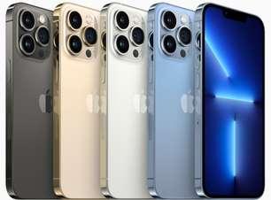 Apple lança linha iPhone 13 e novos iPads