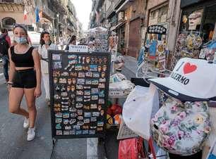 Itália tem mais 4.830 casos e 73 mortes por Covid