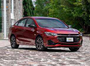 Novo Chevrolet Monza ocupa lugar do Cruze no México