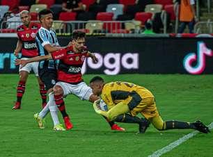 Rodrigo Caio comemora retorno e vitória do Flamengo
