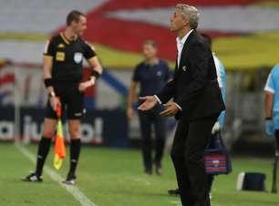 Crespo lamenta eliminação do São Paulo: 'Não jogamos bem'