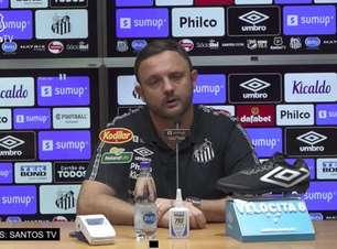 """SANTOS: Mazzuco é enfático sobre emboscada sofrida por Tardelli: """"Serão identificados e penalizados"""""""